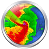 Radar Live: NOAA doppler radar loop & 7-day national weather forecast (pro version)
