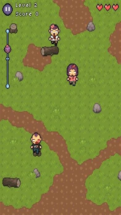 لعبة سحق الزومبي - العاب مغامراتلقطة شاشة2