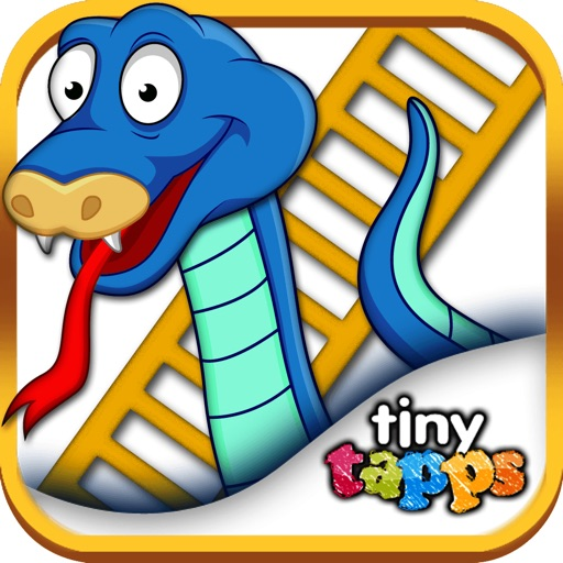 Snakes And Ladders By Tinytapps iOS App