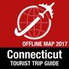 康乃狄克州 旅遊指南+離線地圖