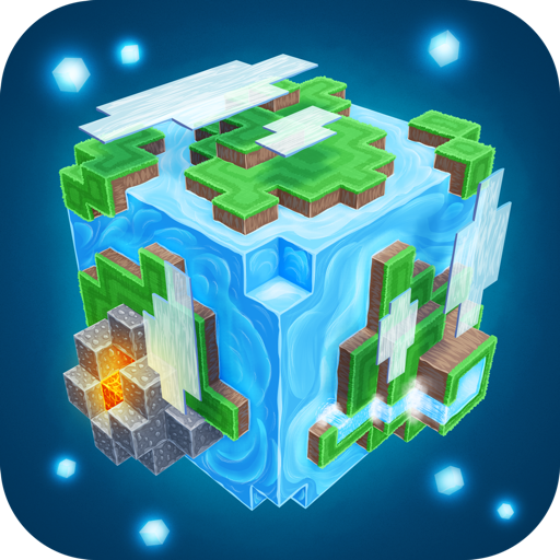 Planet of Cubes Survival Games Multiplayer for Mac