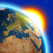 Weather Now ° Forecast Temperature UK Widget Alert