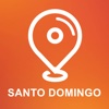 Santo Domingo, DR - Offline Car GPS