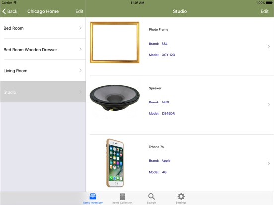 Home Inventory App For Mac Review