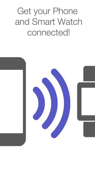 Smart Watch BT Notice Screenshot