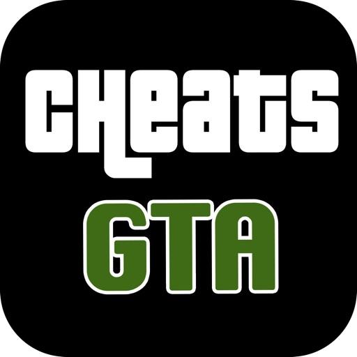 Cheats for GTA - GTA 5GTA 4Vice city & SA Free - App Store