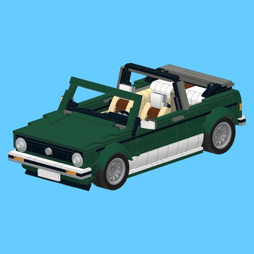 Vw Golf For Lego 10242 Set Building Instructions App Store