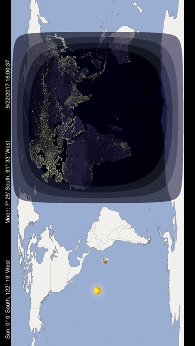 Day night world map on the app store iphone screenshot 5 gumiabroncs Choice Image