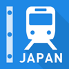 Japan Rail Map - Transit of Tokyo, Osaka & Japan
