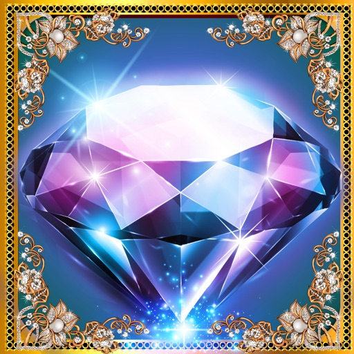 Diamonds Blast Hexagon iOS App
