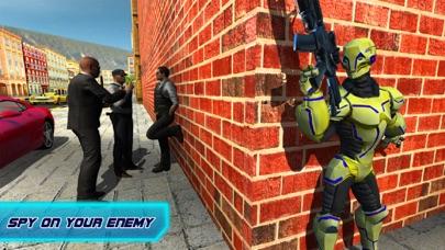 ロボットギャングマフィア - リアルロボットアクションゲームファイティングゲームのスクリーンショット5