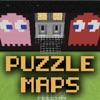 Puzzle Maps For Minecraft PE (MCPE) Apps free for iPhone/iPad