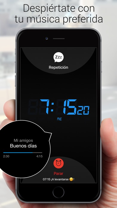 download Reloj despertador para mí apps 2