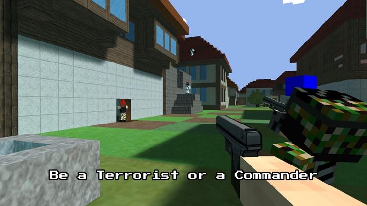 terrorist house minecraft