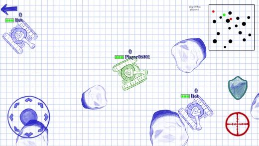 Tanks Online Free Screenshot