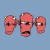 Zak Stickers demon tools 2 47