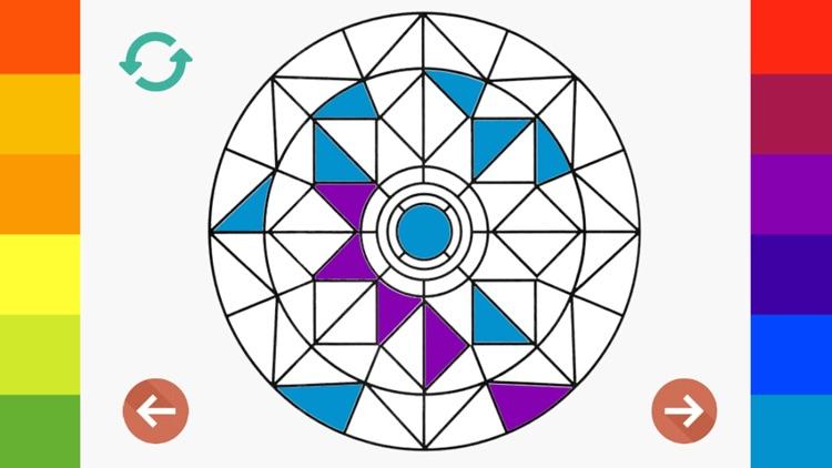 Mandala Coloring Book 2017