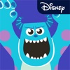 Disney Stickers: Monsters Inc. 앱 아이콘 이미지