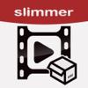 動画圧縮 - ビデオ合併、カット、回転、圧縮して、スペース節約