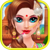 Indian Makeup and Dressup - Makeover Games