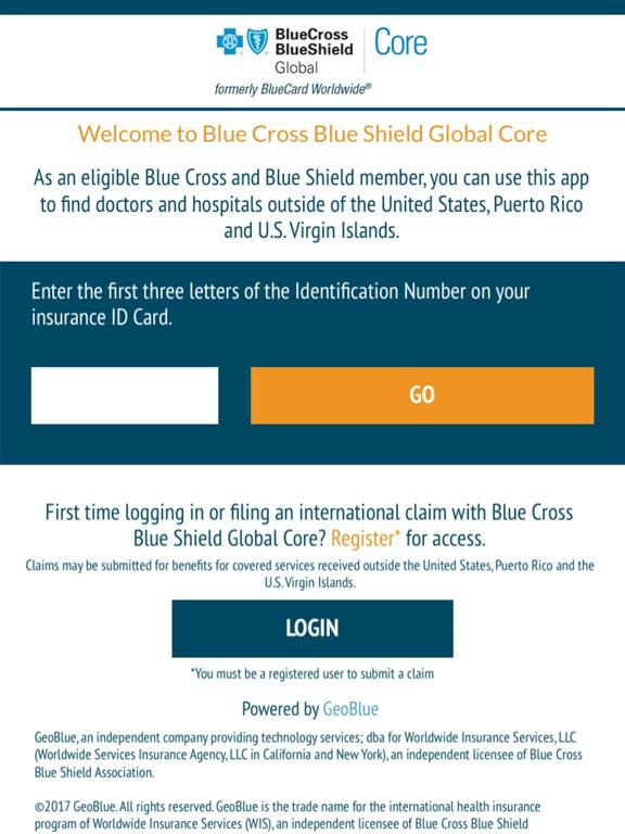 Blue Cross Blue Shield Global Core on the App Store