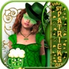 St. Patrick's Day Photo Booth-Add Sticker To Photo