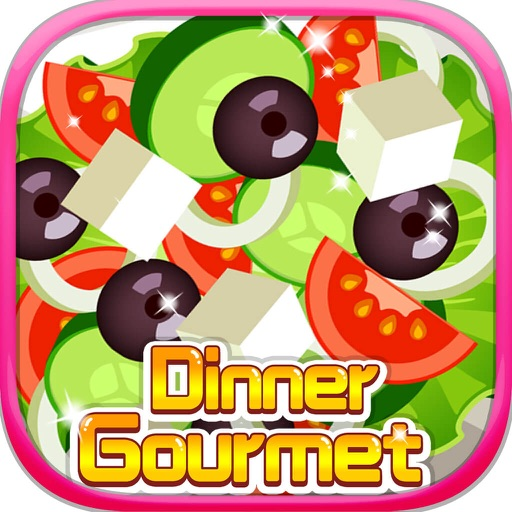 Delicious Food - Dinner Preparation Girly Games iOS App