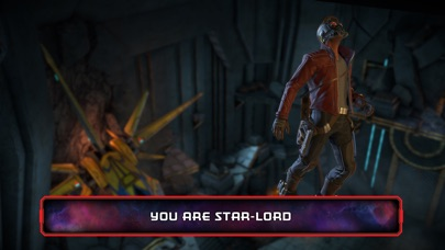 Guardians of the Galaxy TTG screenshot 5