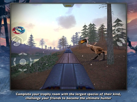 Screenshot #5 for Carnivores: Ice Age Pro
