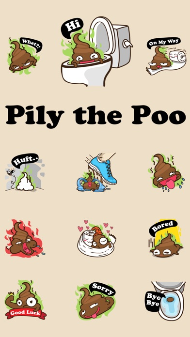 download Pily the Poo apps 0
