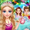 Royal Tea Party - Victorian Princess Dress Up