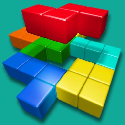 TetroCrate 3D: Block Puzzle iOS App