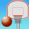 Crazy Rooftop Basketball Match logo