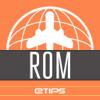 Roma Guia de Viaje con Mapa Offline