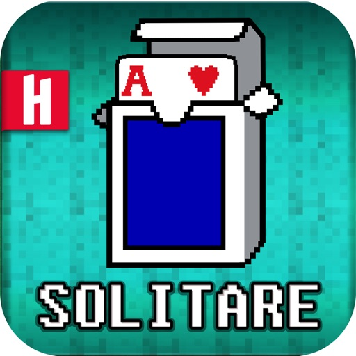 Solitaire Lite by Huuuge iOS App