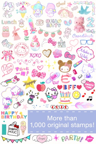 Hello Kitty Collage screenshot 3