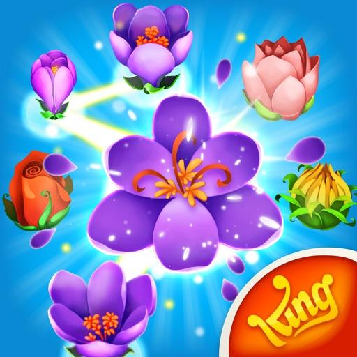 Blossom Blast Saga: Match & Link Flowers to Grow!