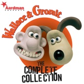 Wallace & Gromit: The Complete Collection - Wallace & Gromit Cover Art