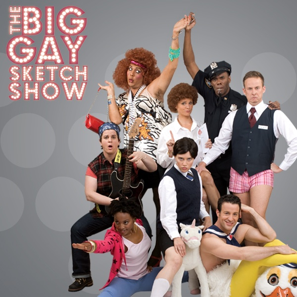 from Turner big gay sketch show season 3