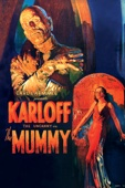 Karl Freund - The Mummy (1932)  artwork