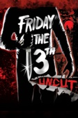 Friday the 13th (Uncut Version) [1980] cover
