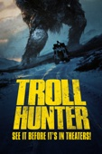 André Øvredal - Trollhunter  artwork
