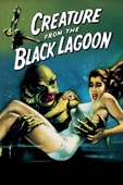 Jack Arnold - Creature from the Black Lagoon (1954)  artwork