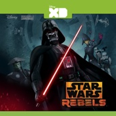 Star Wars Rebels, Season 2, Pt. 2 - Star Wars Rebels Cover Art