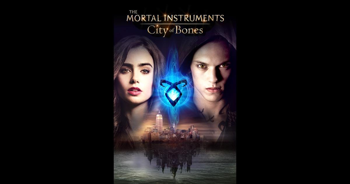 City Of Bones Recasting: The Mortal Instruments: City Of Bones On ITunes