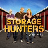 Storage Hunters Vol 1