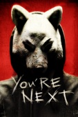Adam Wingard - You're Next  artwork