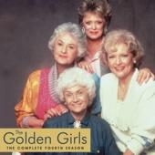 The Golden Girls, Season 4 - The Golden Girls Cover Art