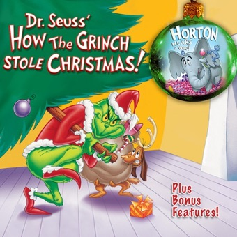 episodes 1 - How The Grinch Stole Christmas Video