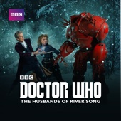 Doctor Who, Christmas Special: The Husbands of River Song (2015) - Doctor Who Cover Art